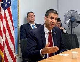 Mỹ muốn hợp tác với Việt Nam về phát triển mạng 5G