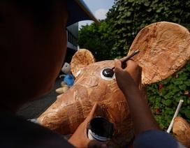 Những hình ảnh đầu tiên về đường hoa Nguyễn Huệ Tết Canh Tý
