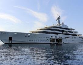 """Hơn 50 du thuyền của các tỷ phú """"tụ tập"""" ăn mừng lễ Giáng sinh ở Caribbean"""