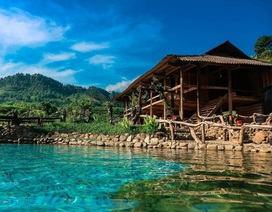 """Thầy giáo bỏ nghề, cải tạo """"vũng nước"""" ven nhà thành """"tiểu Bali"""" thu chục triệu mỗi tháng"""
