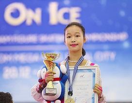 Giải trượt băng Nghệ thuật Việt Nam tìm ra các nhà vô địch