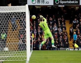De Gea lại gây sốc với pha bắt hụt bóng khó tin khiến Man Utd bại trận trước Watford