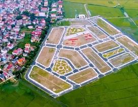 Dự án đất nền Hải Quân Tam Giang tại Yên Phong cam kết mua lại tăng 15% sau 18 tháng
