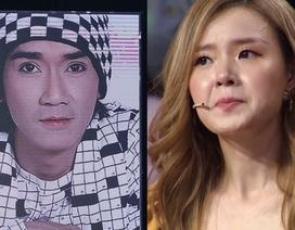 Hotgirl Midu khóc nghẹn khi kể lại cuộc điện thoại cuối cùng với cố nghệ sĩ Minh Thuận