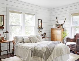 """Ý tưởng đơn giản """"nới rộng"""" không gian phòng ngủ chật hẹp, ai cũng cần biết"""