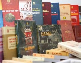 """""""Tủ sách Thăng Long ngàn năm văn hiến"""" đã hệ thống hoá 1000 năm lịch sử của Hà Nội"""