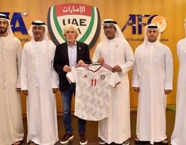 """Đội tuyển UAE có """"thuyền trưởng"""" mới sau khi sa thải HLV Van Marwijk"""