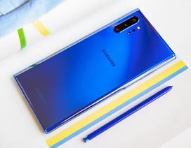 Xu hướng sắc xanh Aura mới trên smartphone