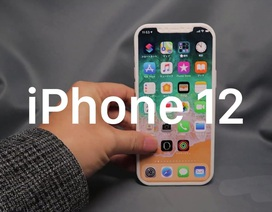 Lộ ảnh iPhone 12 với thiết kế phẳng tựa iPhone 5s
