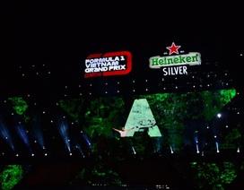 Heineken là thương hiệu bia chính thức tại Formula 1 VinFast Vietnam GrandPrix 2020