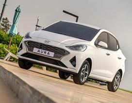 Hyundai ra xe cỡ nhỏ Aura giá tương đương chưa đến 200 triệu đồng