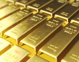 Bất ổn toàn cầu khiến giá vàng tăng mạnh nhất 10 năm