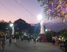 Giáng sinh rộn rã tại các nhà thờ TP Huế