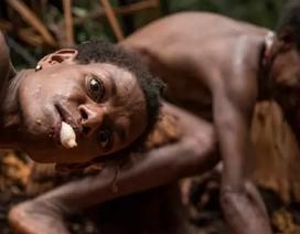 Hình ảnh hiếm hoi của bộ tộc ăn thịt người Korowai