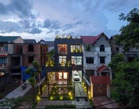 """Chủ nhà ở Bắc Ninh chi 2 tỷ đồng biến nhà hoang trở thành """"siêu"""" biệt thự"""