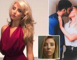 Nữ cai ngục gửi nhiều clip khiêu dâm cho tướng cướp tù tội