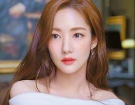 """""""Thư ký Kim"""" Park Min Young mạnh mẽ đối diện với bình luận quấy rối tình dục"""