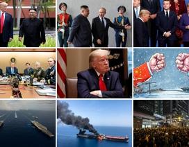 10 điểm nhấn trong bức tranh biến động của thế giới 2019