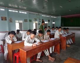 Lớp học xóa mù đặc biệt trên vùng cao