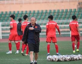 """HLV Park Hang Seo: """"U23 Việt Nam sẽ khó khăn khi vắng Văn Hậu"""""""