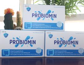 Bào tử lợi khuẩn Probiomin cân bằng hệ vi sinh đường ruột