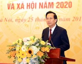 Bộ trưởng Đào Ngọc Dung: Cả nước tạo việc làm cho hơn 1,6 triệu lao động