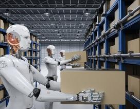 """Con bạn sẽ """"cạnh tranh"""" với robot như thế nào trong tương lai?"""