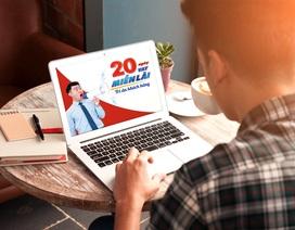 VietCredit ưu đãi 0% lãi suất kích cầu tiêu dùng cuối năm