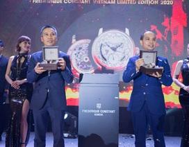 Lễ ra mắt phiên bản đồng hồ giới hạn Frederique Constant Vietnam Limited Edition 2020