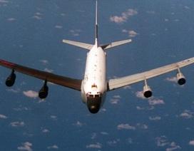 Máy bay trinh sát Mỹ quần thảo trên bán đảo Triều Tiên