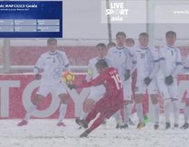 AFC khen ngợi Quang Hải trước giải U23 châu Á