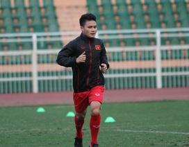 """Quang Hải: """"U23 Việt Nam sẽ có phương án thay thế Văn Hậu"""""""