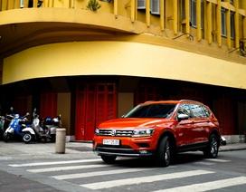 Volkswagen tặng 100% phí trước bạ cho khách mua SUV 7 chỗ Tiguan Allspace