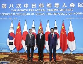 Thượng đỉnh Trung-Nhật-Hàn: Thứ kết nối, điều chia đôi
