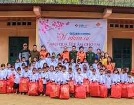 Swing for the children's Tet và hành trình thắp sáng ước mơ cho trẻ em