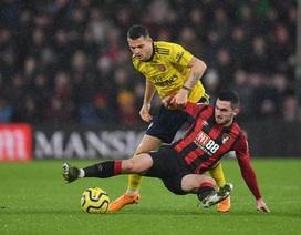 Bournemouth 1-1 Arsenal: Tướng đã đổi, vận chưa đổi