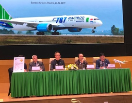 """Bamboo Airways nói gì về thông tin thuê """"siêu máy bay"""" của Trung Quốc?"""