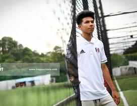 Cầu thủ thi đấu ở Anh muốn giúp U23 Thái Lan giành vé dự Olympic