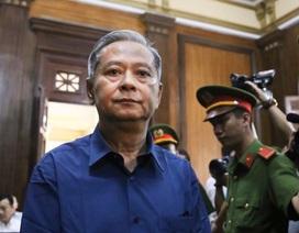 Nguyên Phó Chủ tịch TPHCM Nguyễn Hữu Tín lãnh 7 năm tù