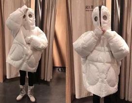 Cơn sốt lạ 2019: Mặc áo thịt lợn, ngồi cười khó hiểu với cái lò xo