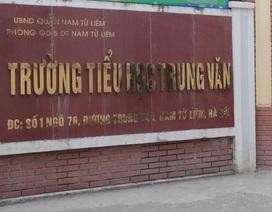 """Vụ 17 phụ huynh """"tố"""" cô giáo ở Hà Nội bạo hành: Sở GD chỉ đạo xác minh"""