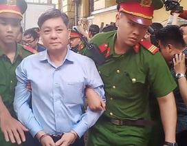 """Phiên xử ông Nguyễn Hữu Tín: Các bị cáo đều khai """"không biết"""", """"làm theo chỉ đạo"""""""