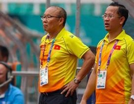 Trợ lý Lê Huy Khoa không đồng hành cùng thầy Park ở giải U23 châu Á