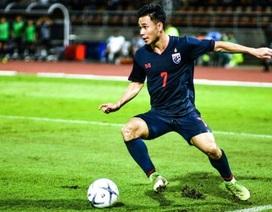 Niềm hy vọng hàng đầu của U23 Thái Lan đặt chỉ tiêu giành vé dự Olympic