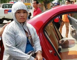 Người phụ nữ dẫn con nhỏ, giấu ma túy trong mũ len… vẫn bị phát hiện