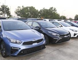 Thaco tiếp tục tìm đường xuất khẩu xe tới các thị trường ASEAN