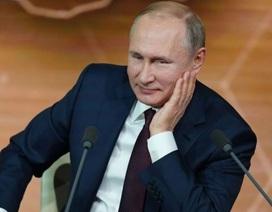 Quan chức Nga tiết lộ cách Tổng thống Putin đón năm mới