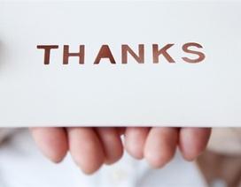 Doanh nhân nên nói lời cảm ơn với 7 đối tượng vào dịp năm mới