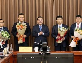Bộ Khoa học và Công nghệ bổ nhiệm lãnh đạo một số đơn vị thuộc Bộ