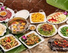 Cỗ Trâu - Xu hướng mới của ẩm thực hiện đại